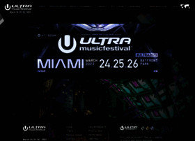 ultramusicfestival.com