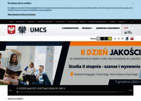 umcs.lublin.pl