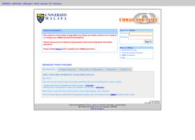 Ummail.um.edu.my
