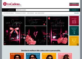 uncadeau.com