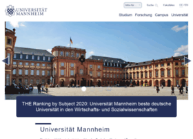 Uni-mannheim.de