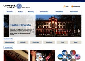 Uni-rostock.de