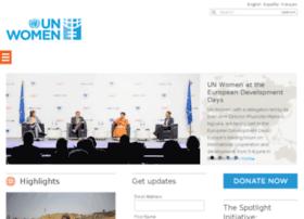 unifem.org