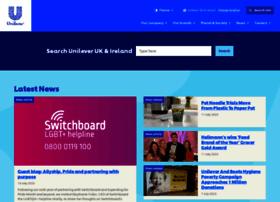 unilever.co.uk