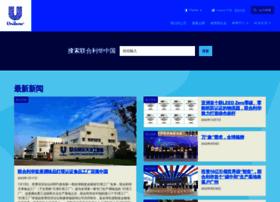 unilever.com.cn