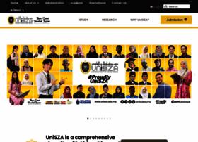 unisza.edu.my