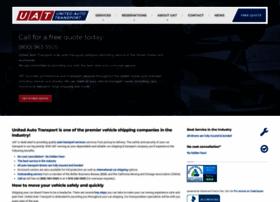 Unitedautotransport.com