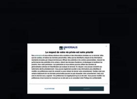 universalis.fr