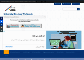 university-directory.eu