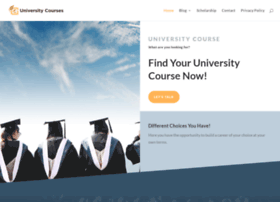 universitycourses.net