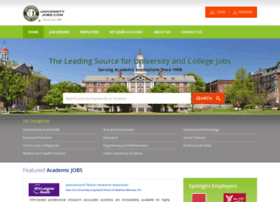 universityjobs.com