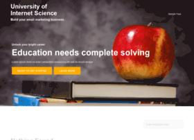 universityofinternetscience.com