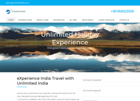 unlimitedindia.com