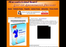unrestrictedsurf.com
