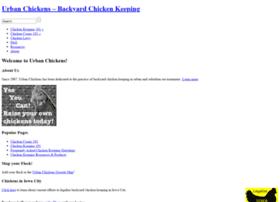urbanchickens.org