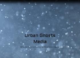 urbanghostsmedia.com