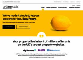 urbansalesandlettings.co.uk