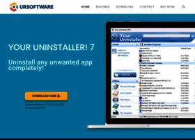 ursoftware.com