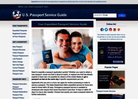 Us-passport-service-guide.com
