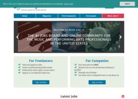 us.music-jobs.com