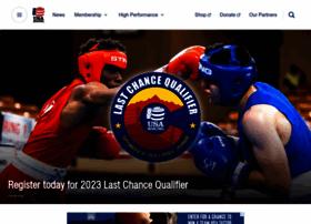 usaboxing.org