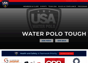 usawaterpolo.org