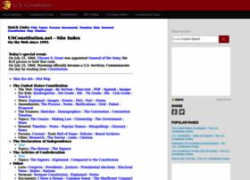 usconstitution.net