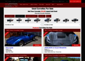 usedcorvettesforsale.com