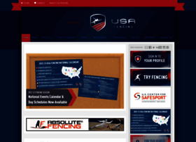 usfencing.org