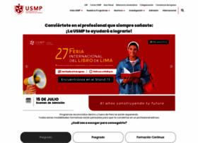 usmp.edu.pe