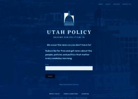 utahpolicy.com