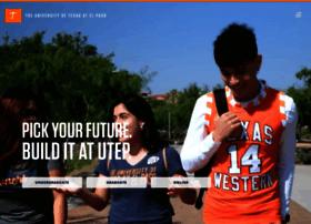 Utep.edu