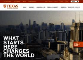 Utexas.edu