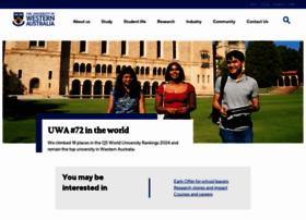 uwa.edu.au