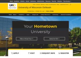 uwfox.uwc.edu