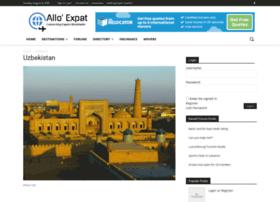 uzbekistan.alloexpat.com