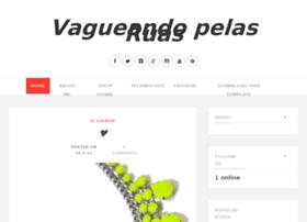 vagueandopelasruas.blogspot.com