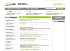 valencia.ipsojobs.com