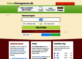 valutaomregneren.dk