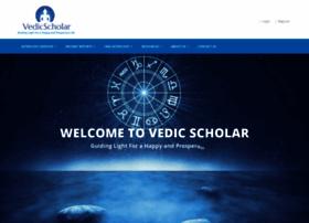 vedicscholar.com