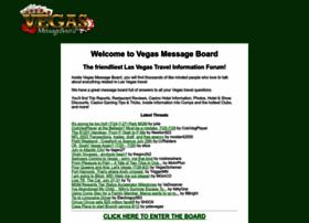 vegasmessageboard.com