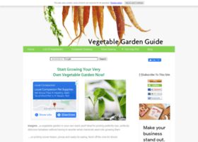 vegetable-garden-guide.com
