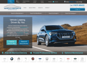 vehiclecontracts.co.uk