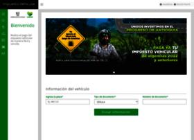vehiculosantioquia.com