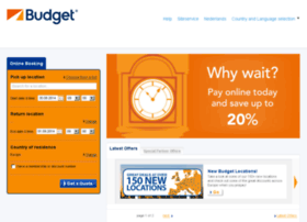 venus.budgetinternational.com