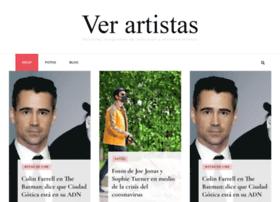 verartistas.com