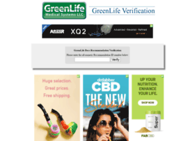 Verify.greenlifemedical.com