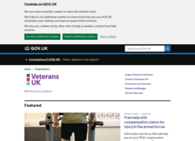 veterans-uk.info