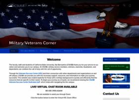 veterans.csusb.edu