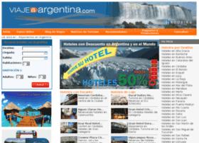 viajeaargentina.com